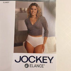 JOCKEY Elance 3pk Underwear Briefs Queen Size 9